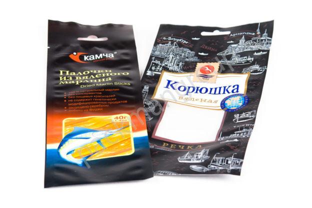 Вакуумные пакеты с еврослотом